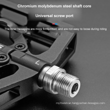 Hot-Selling Bicycle Parts, Mountain Bike Pedals, Mountain Bikes, Aluminum Alloy Bicycle Pedals