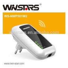 Adaptador Powerline 500mbps AV500 WiFi até 300m, extensor wifi ao ar livre