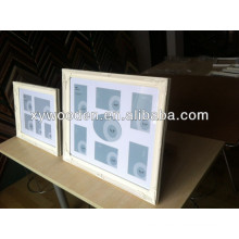 platane wood frame seven combination picture frames for family tree
