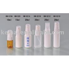 Botellas de spray de 10ml-25ml
