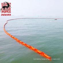 Hot sale floating debris boom barrier for coastline conditions