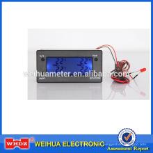 Medidor de panel digital con 4 paneles de medición de temperatura PM6135