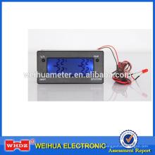 Medidor de Painel Digital com Medição de Temperatura de 4 Painéis PM6135