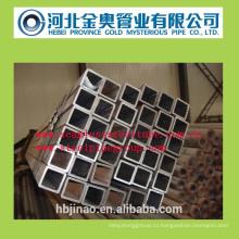 Холоднотянутая квадратная бесшовная стальная труба для строительных строительных материалов