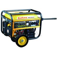 5kw / 6kVA elektrischer Strom 220 / 380V elektrischer Benzin-Generator mit CER / Euii