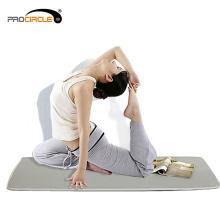 Estera de encargo de la yoga del diseño 3D de la ventilación del poliéster