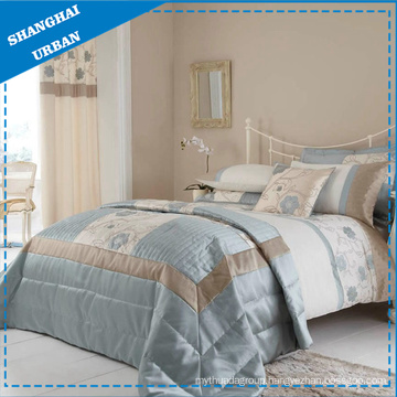 4 PCS Satin Bedding Comforter (set)