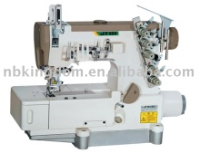 JT888-21BB-Z Computer-Controlled Direct Drive Thick Material Stretch Sewing Machine