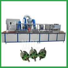 Mini rotor epoxy powder insulating coating machine for armature rotor automotive motorcycle