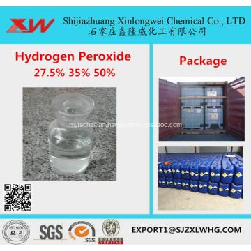 H2O2 50% Grade Industry Grade Hydrogen Per Oxide