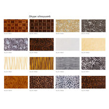 3D Decorative Wall Panel for Interior, 3D Embossed Wave Wall Panel