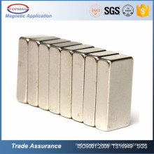 High grade and strength trade assurance magnet supplier uses of bar magnet