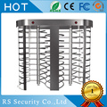 HS Code Retractable Wheelchair Full Height Turnstile