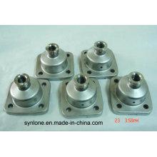 Часть заливки формы с подвергать механической обработке в CNC