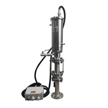 2-color IR pyrometer temperature measurement heating furnace