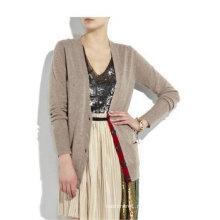 кашемировый свитер, шерстяной свитер,дамы кардиган