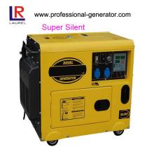 Electric Start 5kw Diesel Generator (LR6700N)
