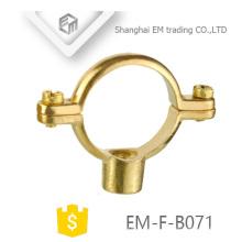 EM-F-B071 braçadeira de tubo de suspensão de bronze