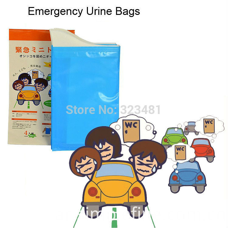 Portable Urine Bag