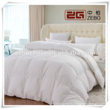 Super Quality Different Filling Material Double Bed Size Feather Quilt