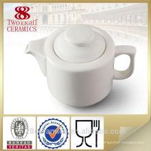 Novo design fino bone china conjunto de café, cafeteira