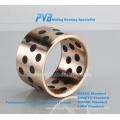 rodamiento de bronce de manganeso, buje de rodamiento SPB506060, rodamiento de buje de manga de oiles