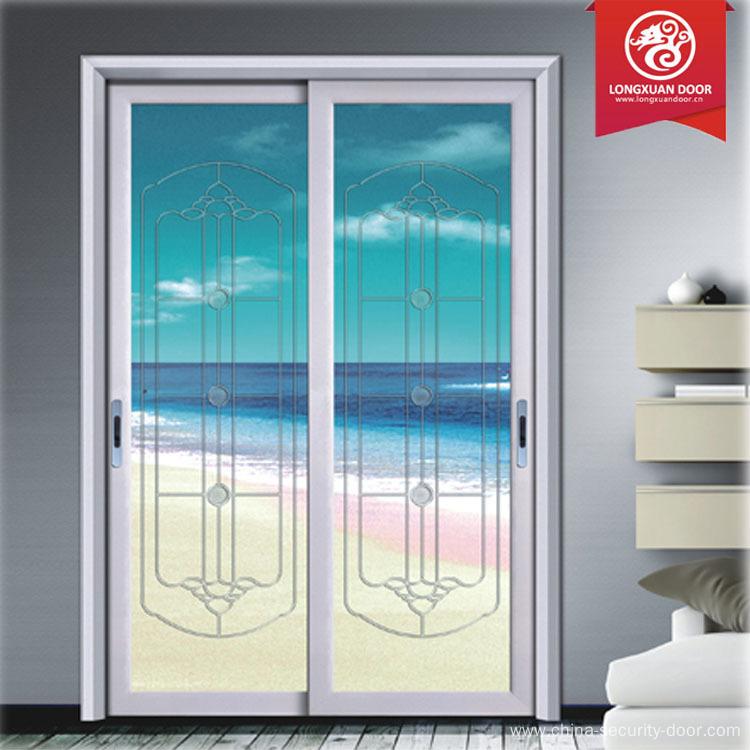 double sliding glass door bifold doors living room glass doo