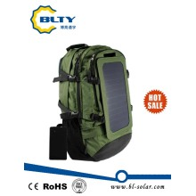 Solar Bag Type and 30-50L Capacity Solar Power Backpack