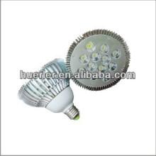 Fabrik direkt 100-130v führte par38 Glühbirnen e27e26b22 2700k-7500k 12w führte par Licht
