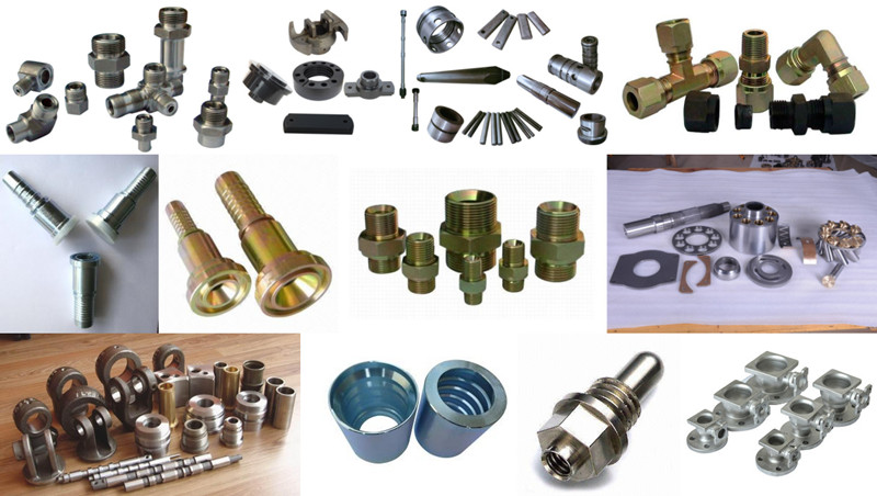 5 Hydraulic components