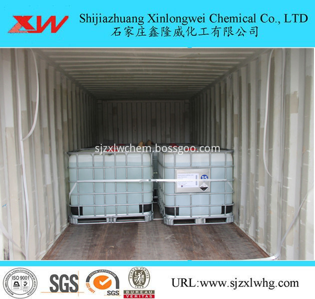 HCL-IBC load