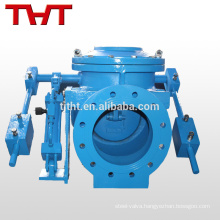 swing flapper type tubing jis check valve flapper