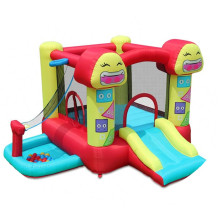 Factory Supply Commercial inflatable frozen bouncy castle