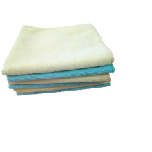 Super Soft Compressed Clean Warp Knitting Towels