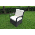 Outdoor Wicker Patio Cube Set da giardino a 3 pezzi