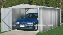 New-style Color coated Metal Car Shelters for Car Parking Shades HX81133A