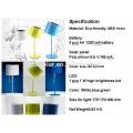 table solar energy light for studying