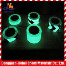 Glühen Sie in den dunklen Acryl Photoluminescent-PVC-Folie