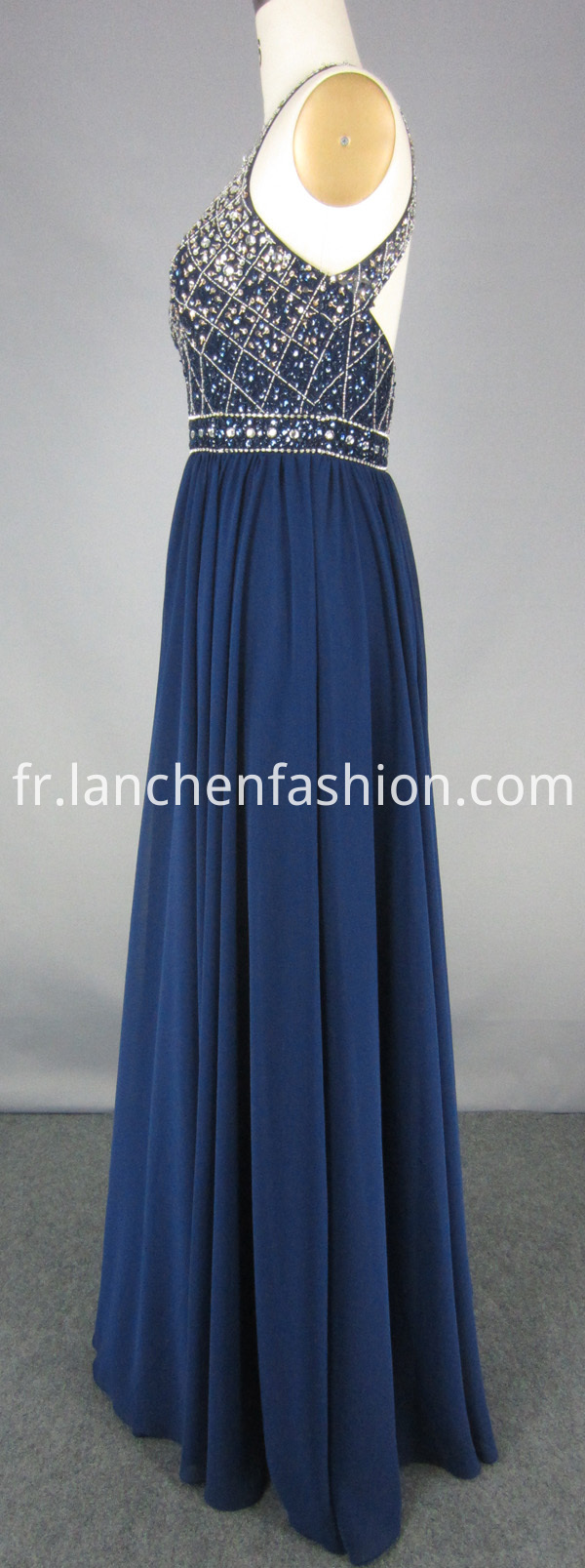 Chiffon Dress Bridesmaid