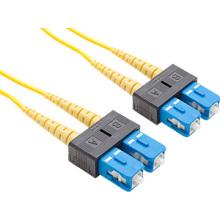 Fabricante profesional sc a sc sm mm 9/125 cable óptico cable de remiendo del puente de la fibra
