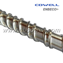 D45 Bimetallic Extruder Screw Barrel