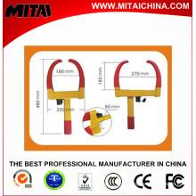 Cerradura antirrobo de la rueda del acero inoxidable de la alta calidad (CLS-04)