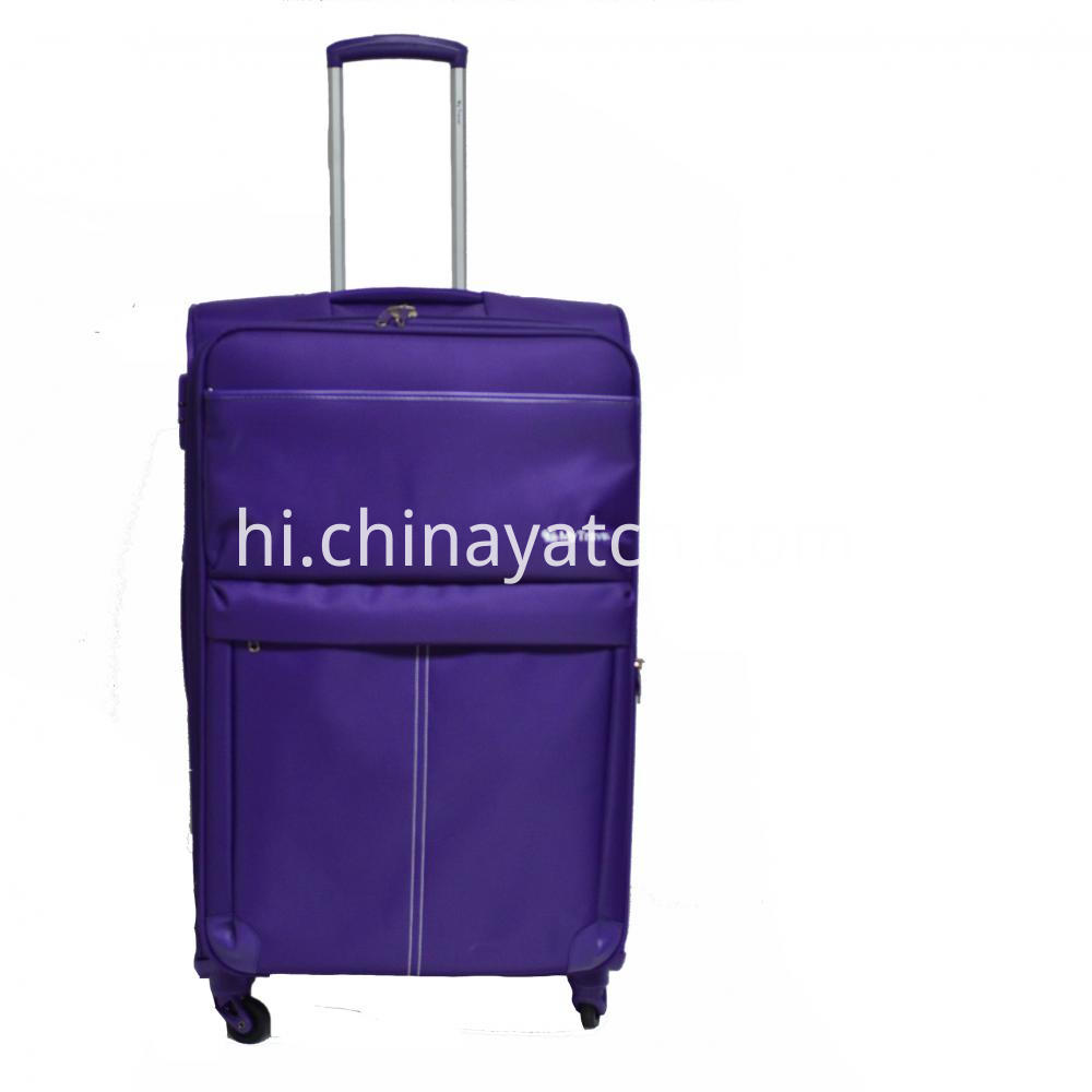Nylon Trolley Luggage