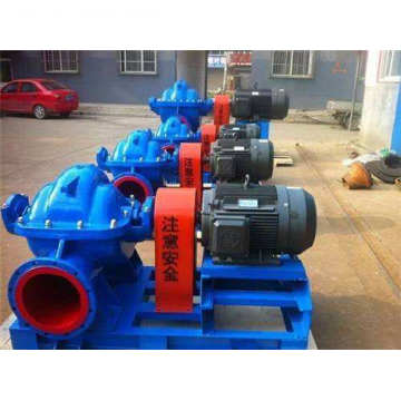 S SH stainless steel single stage pump