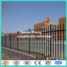 Modelos de portões e metal gal-palisade cerca de ferro