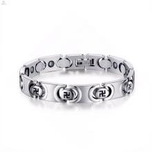 2016 Fashion design low prices health benifit magnetic amega global bracelet