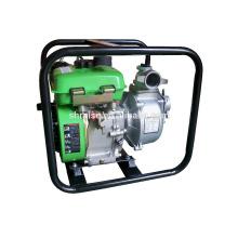 Bomba agrícola de la irrigación de 2 pulgadas, bomba refrigerada por aire de 4 tiempos, el mejor precio Bomba portable de la venta caliente