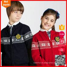 2017 diseño internacional vendedor caliente del uniforme de la escuela primaria