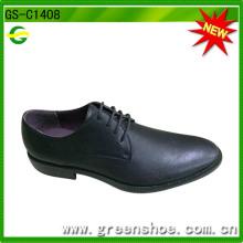 2016 Hot Selling Black PU Men Shoes