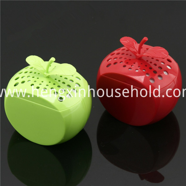 Bamboo Charcoal Apple Decoration